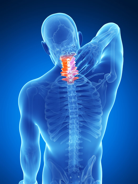 Neck pain treatment RoyalRest