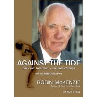 Against the Tide, Självbiografi av Robin McKenzie