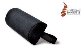 D-Rullen - en mjuk halvrulle för ländryggen med spännband