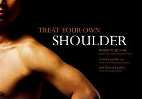 Treat your own Shoulder - Egenbehandlingbok för axelpartiet